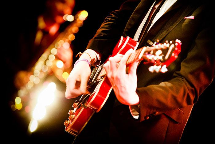 wedding band industry