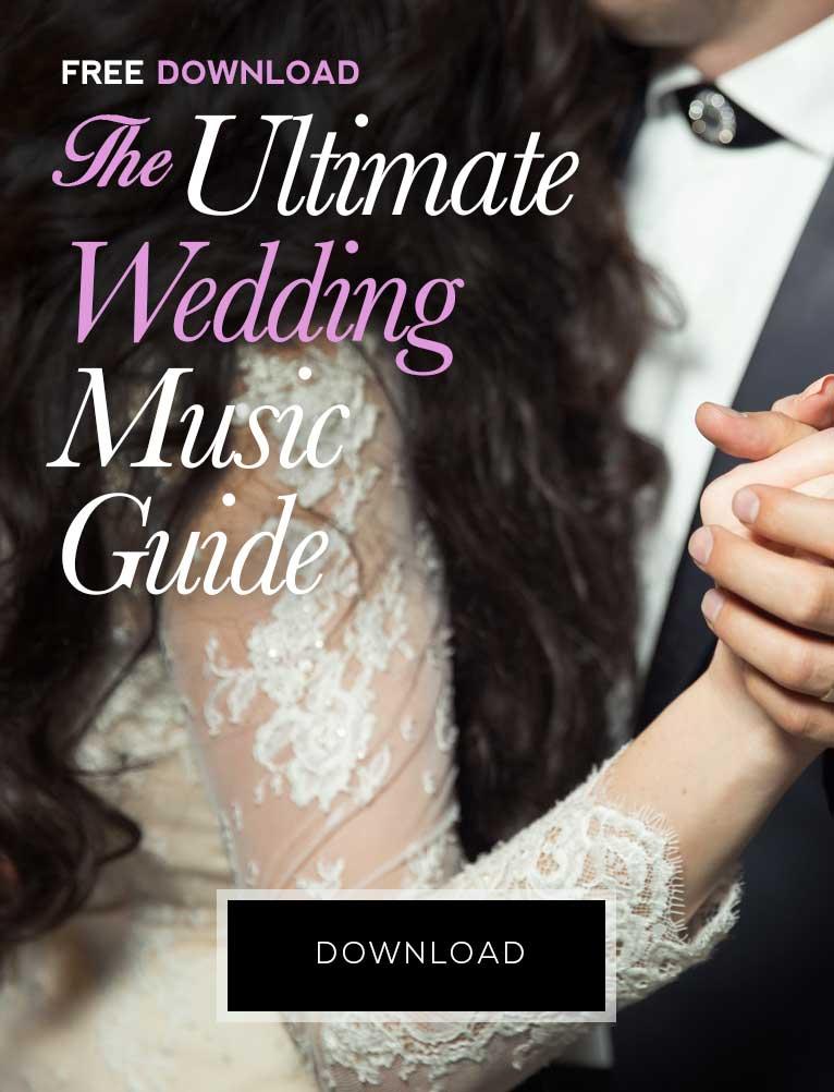 wedding music guide